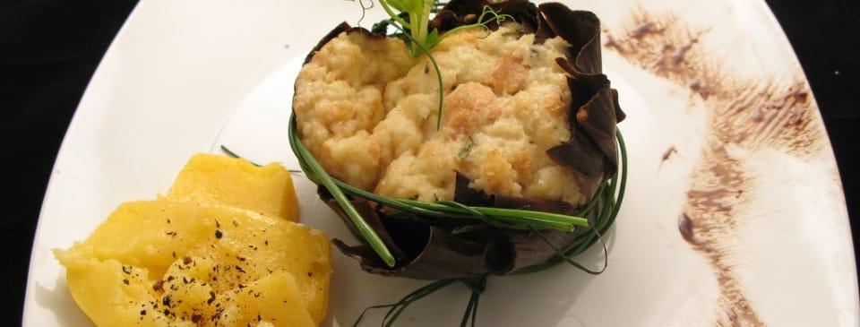 renaissance dinner dish